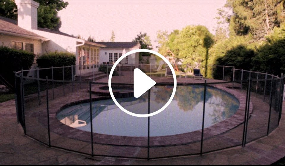 Pool Safety Fence Life Saver Pool Fence Systems