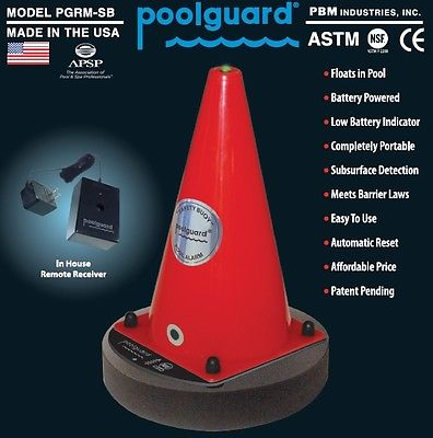 Poolguard Above Ground Pool Alarm Safety Bouy Life