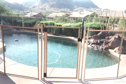 safety gate for pools