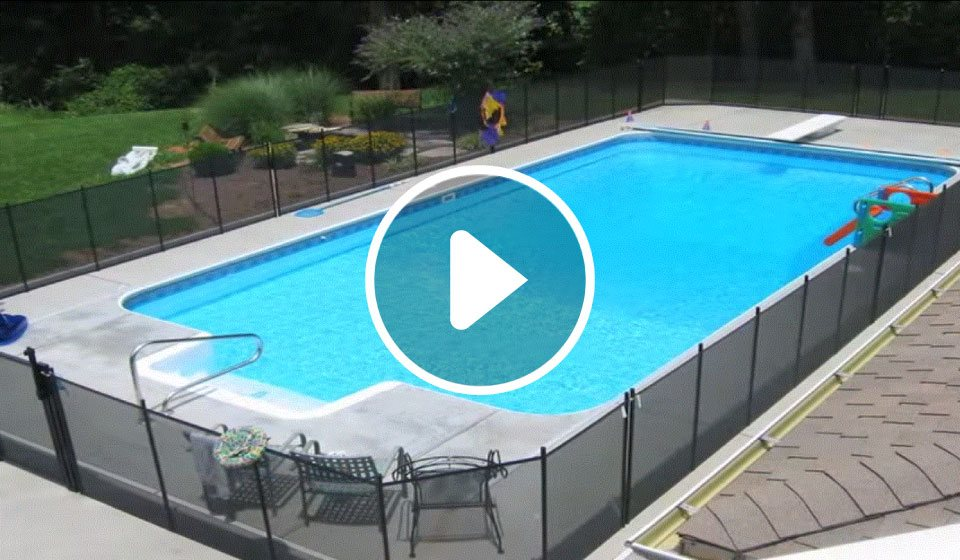 Life Saver Pool Fence | Save A Life Program