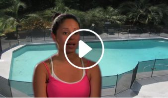 Life Saver Pool Fence | Testimonial 1