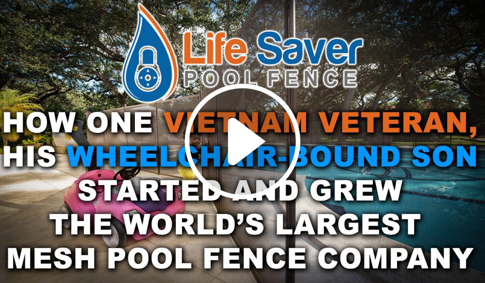 Life Saver Pool Fence History