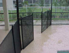 pool fence installation instructions