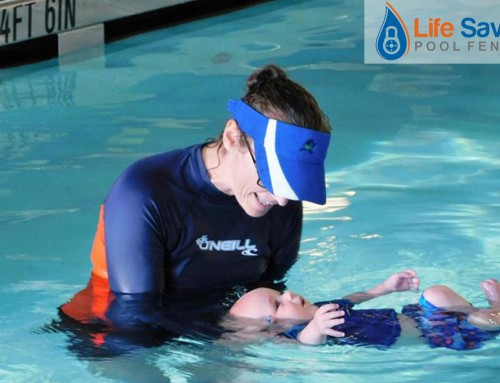 Life Saver Pool Fence Interview: Infant Swimming Resource