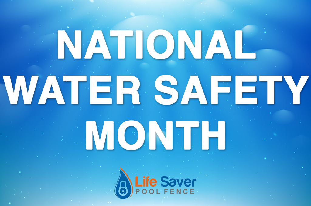 May is National Water Safety Month!