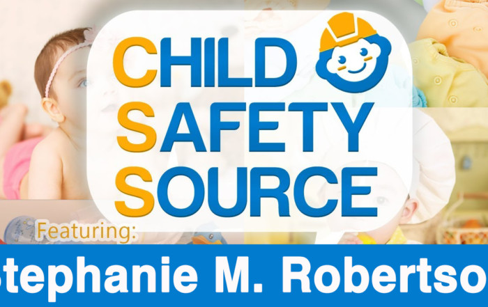 Child Safety Source Interview with Stephanie Marie Robertson