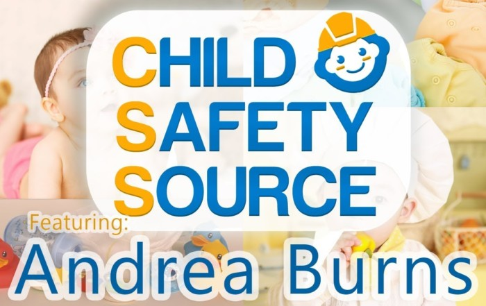 Child Safety Source Interview with Dr. Andrea Burns