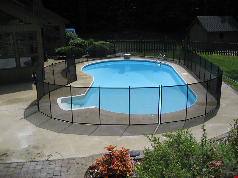 pool fence installations in Connecticut