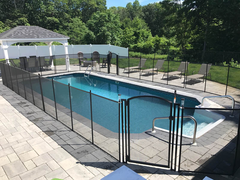 pool fence installer in CT