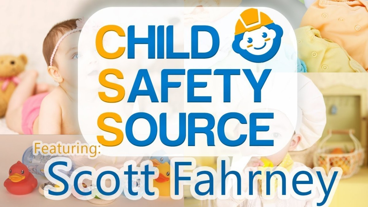 Child Safety Source Interview with Scott Fahrney
