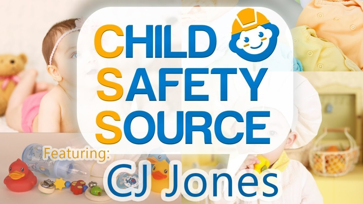 Child Safety Source Interview with CJ Jones