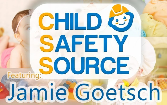 Child Safety Source Interview with Jamie Goetsch