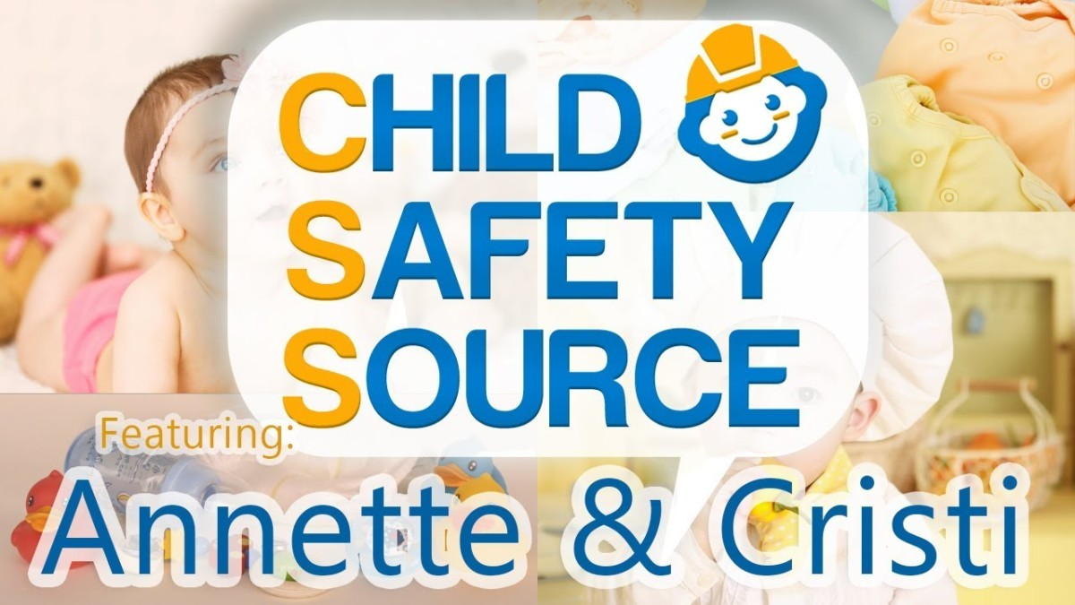 Child Safety Source Interview: Annette Courtney & Christi Brown
