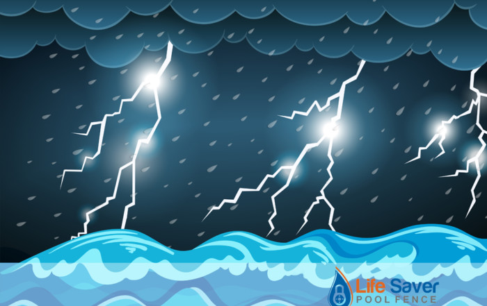 Is it Safe to Swim During a Thunderstorm?